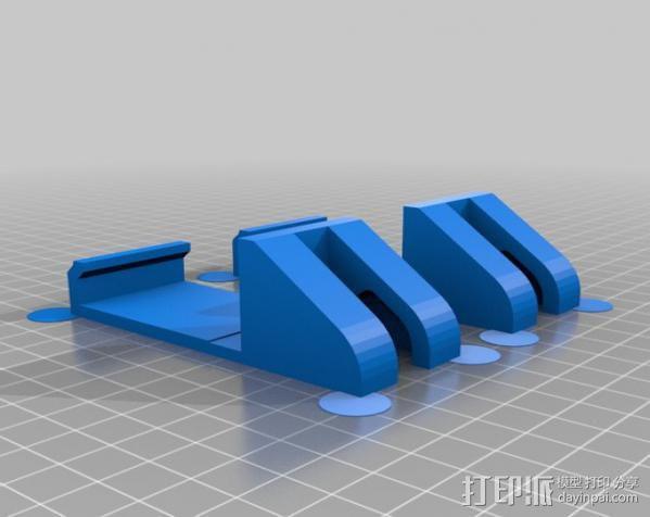 铰链 3D模型  图7