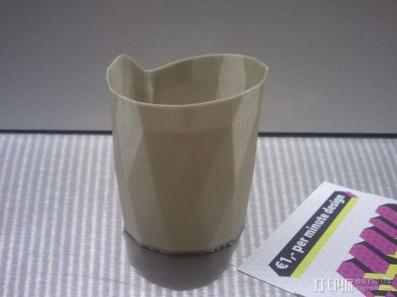 笔筒 花瓶 收纳盒 3D模型  图4