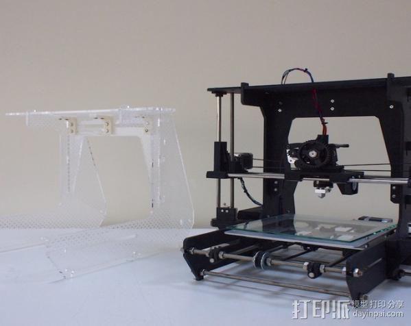 prusa Air 2打印机 3D模型  图4