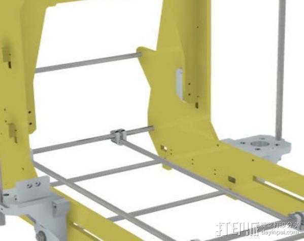 prusa Air 2打印机 3D模型  图10
