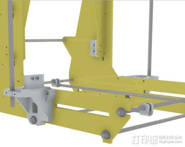 prusa Air 2打印机 3D模型  图12