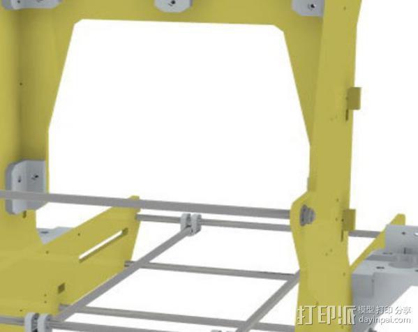 prusa Air 2打印机 3D模型  图11