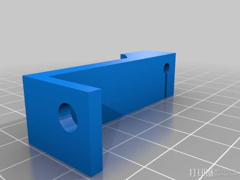 迷你 Delta式打印机 3D模型  图6