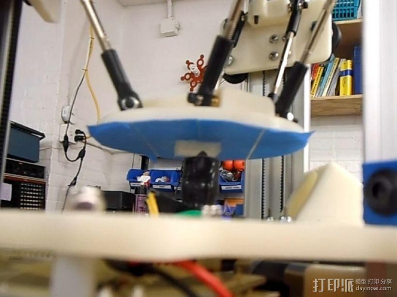迷你 Delta式打印机 3D模型  图4