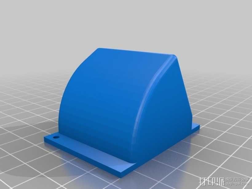 迷你 Delta式打印机 3D模型  图7
