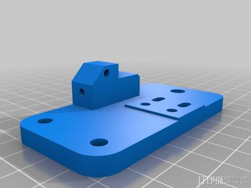 迷你 Delta式打印机 3D模型  图12