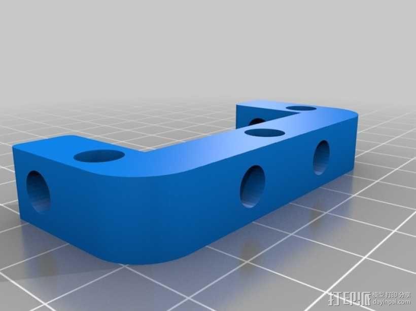 迷你 Delta式打印机 3D模型  图11