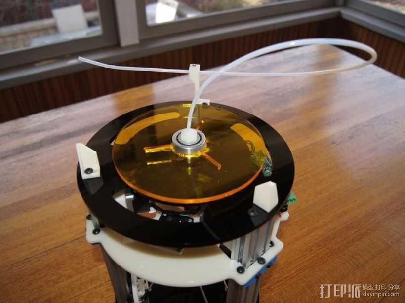 迷你 Delta式打印机 3D模型  图14