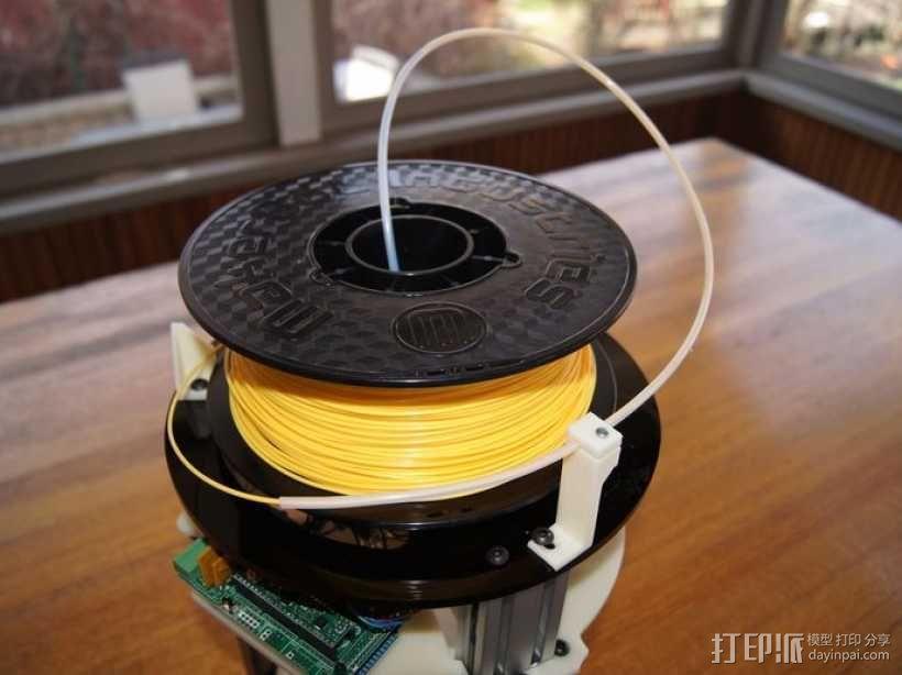 迷你 Delta式打印机 3D模型  图15