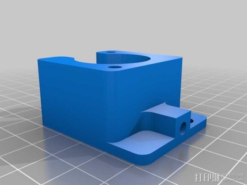 迷你 Delta式打印机 3D模型  图13
