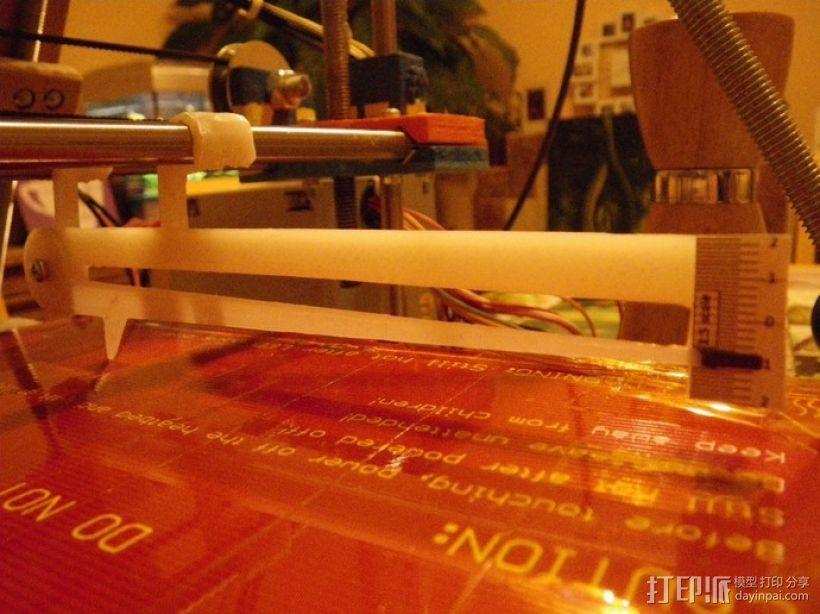 调平器套件 3D模型  图3