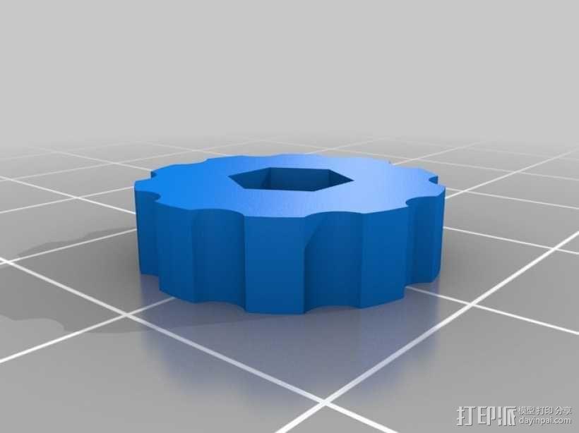 调平器套件 3D模型  图4