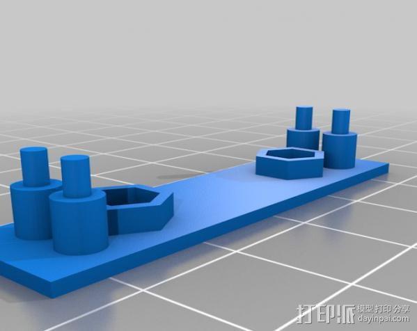 Huxley电路板保护盒 3D模型  图10