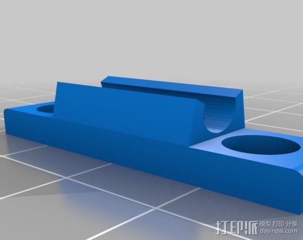 Huxley电路板保护盒 3D模型  图13