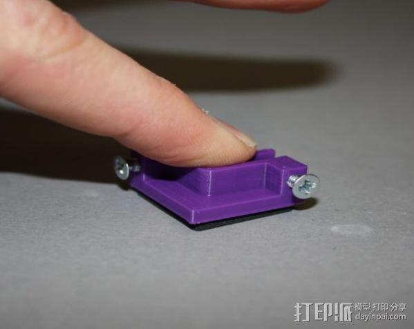 防震器 降噪器  3D模型  图5