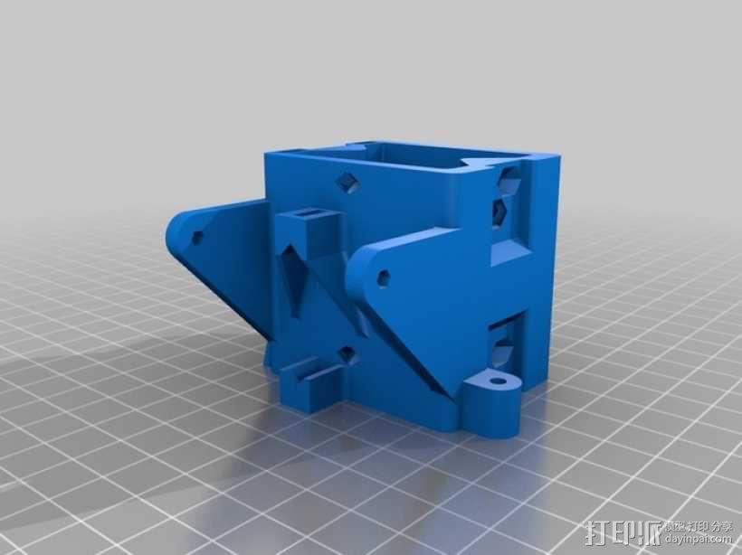 Delta-Pi Reprap 3D 打印机 3D模型  图9