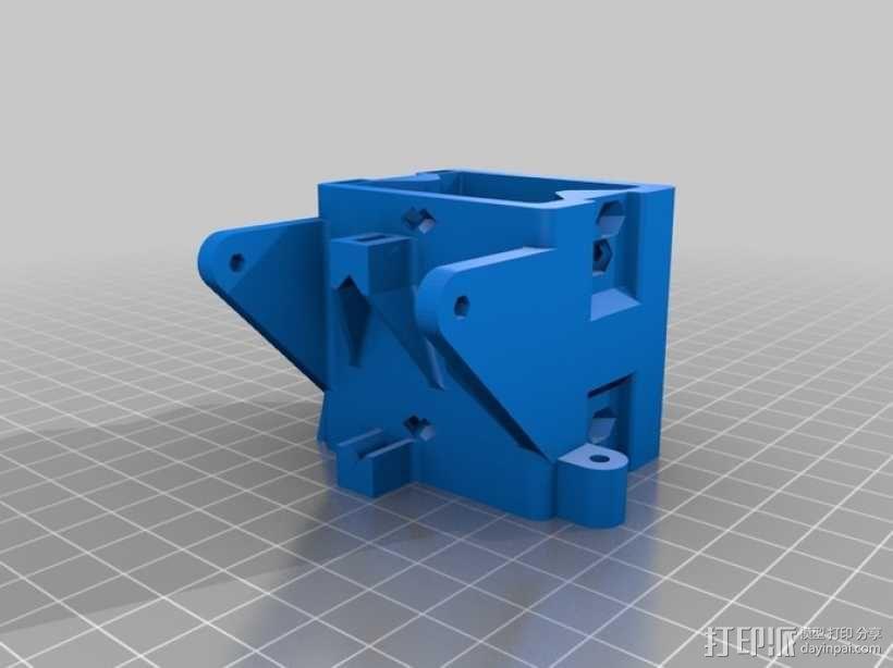 Delta-Pi Reprap 3D 打印机 3D模型  图16