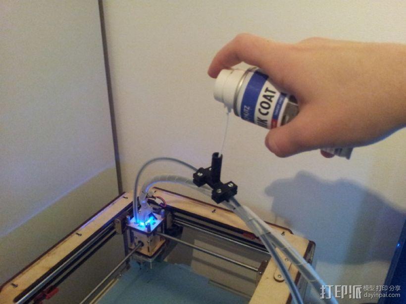 润滑器 3D模型  图2