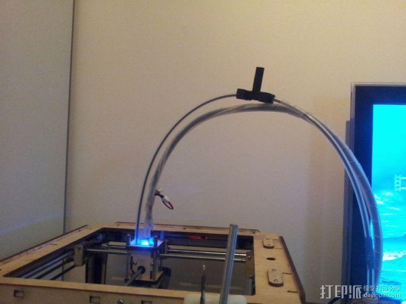 润滑器 3D模型  图4