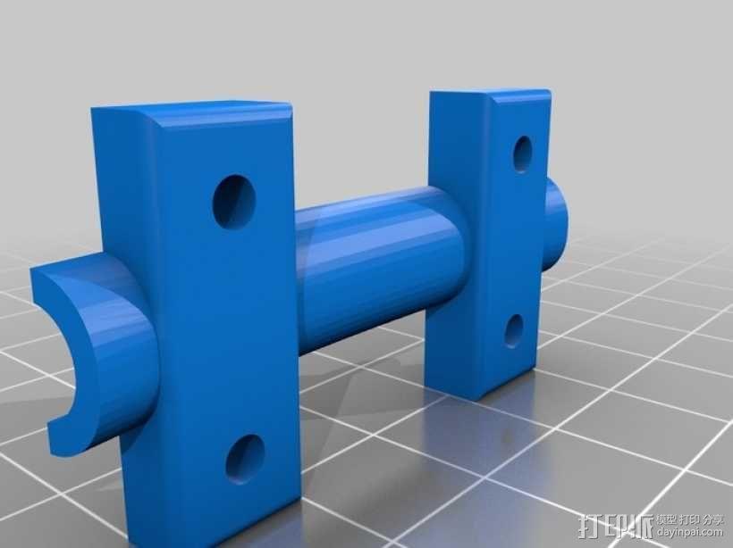 润滑器 3D模型  图5