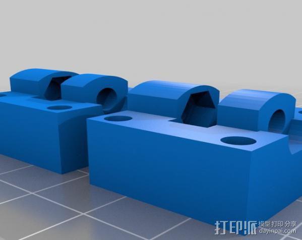 双挤出机 3D模型  图5
