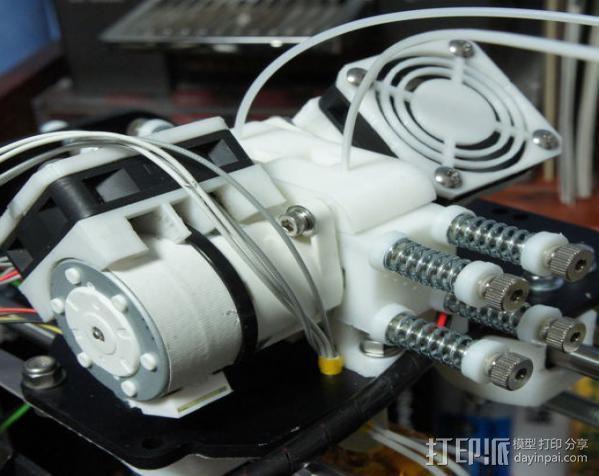 双挤出机 3D模型  图15