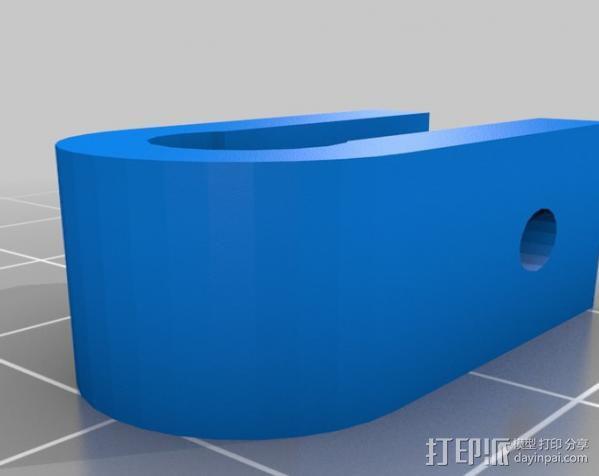 迷你挤出机 3D模型  图11