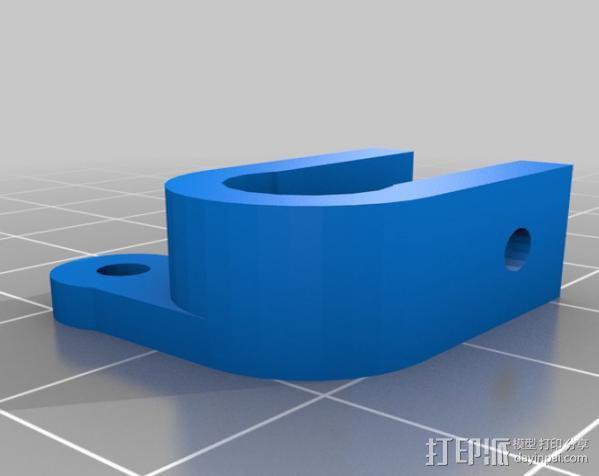 迷你挤出机 3D模型  图10