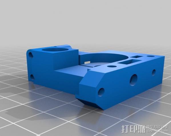 迷你挤出机 3D模型  图12