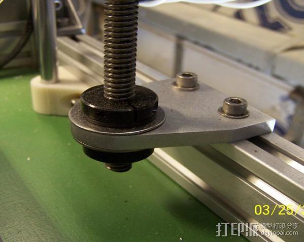H Configured 3D 打印机 3D模型  图2