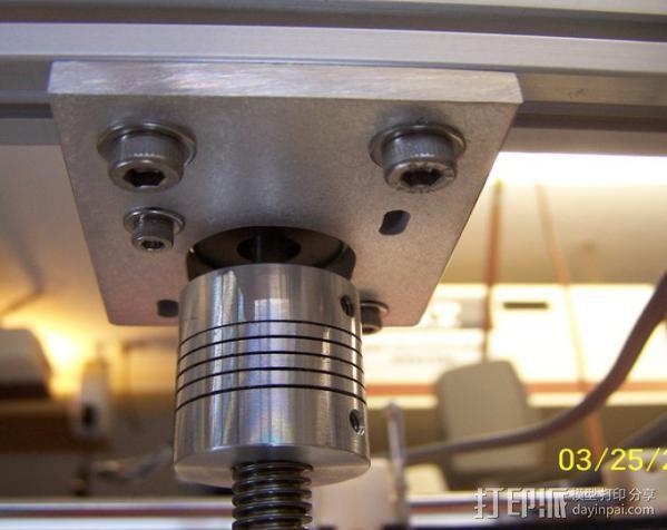 H Configured 3D 打印机 3D模型  图3