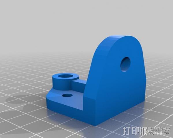 H Configured 3D 打印机 3D模型  图11