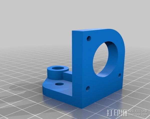 H Configured 3D 打印机 3D模型  图12