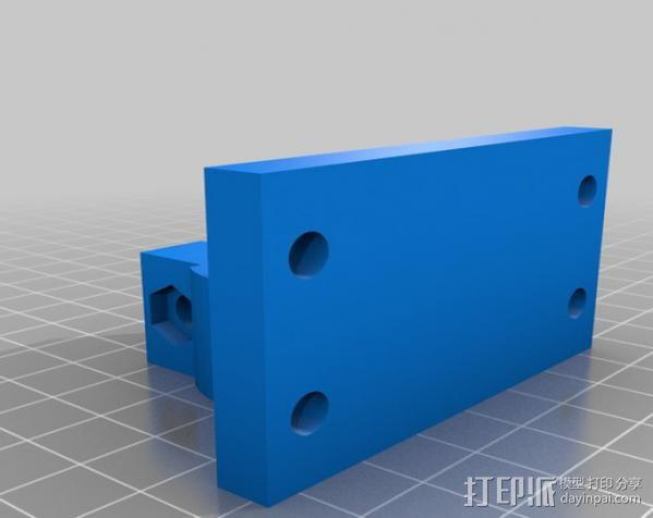 H Configured 3D 打印机 3D模型  图15