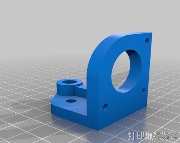 H Configured 3D 打印机 3D模型  图13