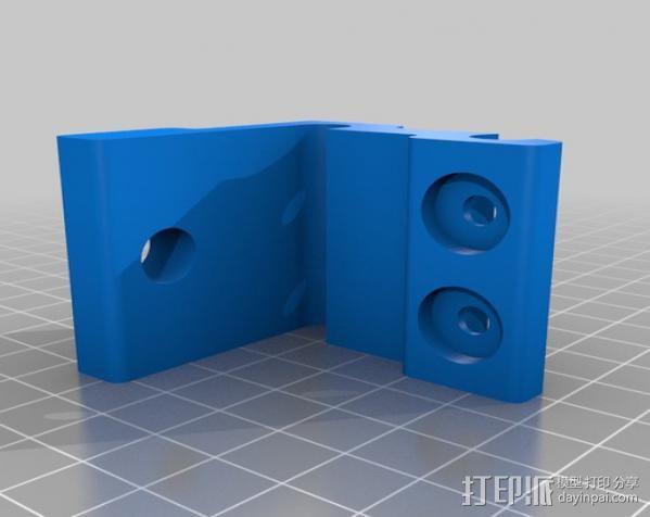H Configured 3D 打印机 3D模型  图14