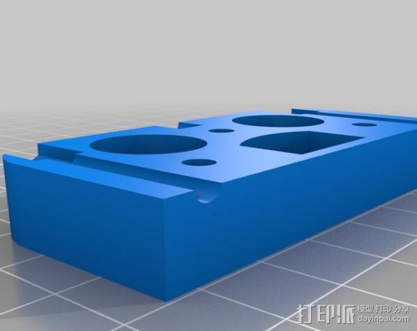 H Configured 3D 打印机 3D模型  图21