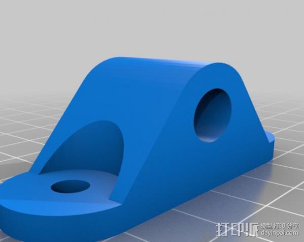 H Configured 3D 打印机 3D模型  图25