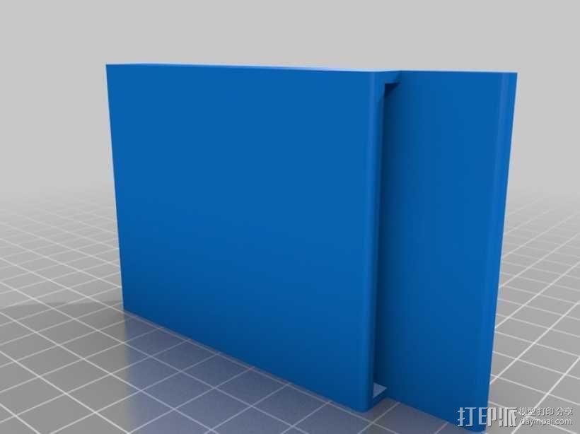钱夹 卡包 3D模型  图1