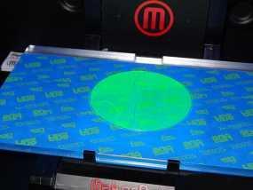 打印床调平器 3D模型