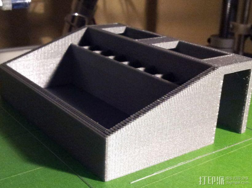 工具箱 工具盒 3D模型  图2