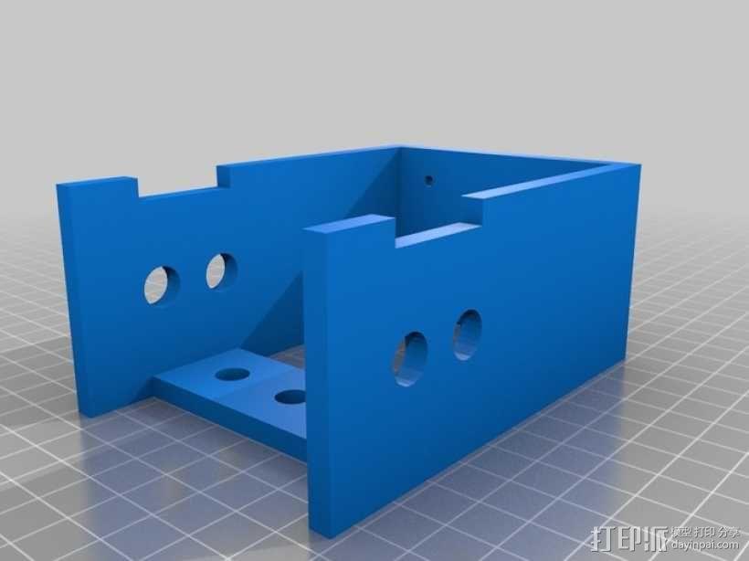 线材卷 线轴  3D模型  图4