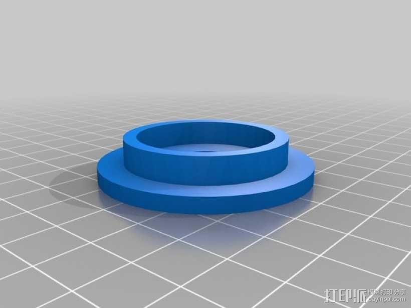 线材卷 线轴  3D模型  图8