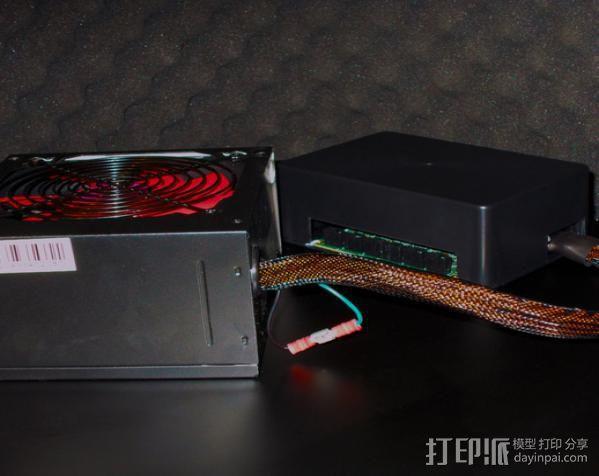 自制3D打印机 3D模型  图8