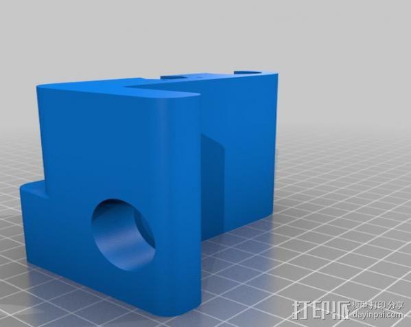 自制3D打印机 3D模型  图30