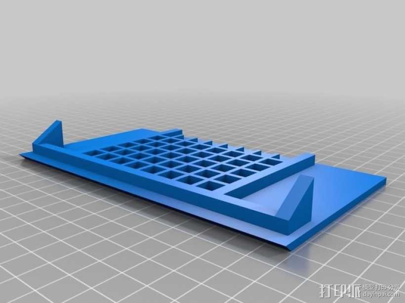 ramps 1.4主板控制器外壳 3D模型  图6