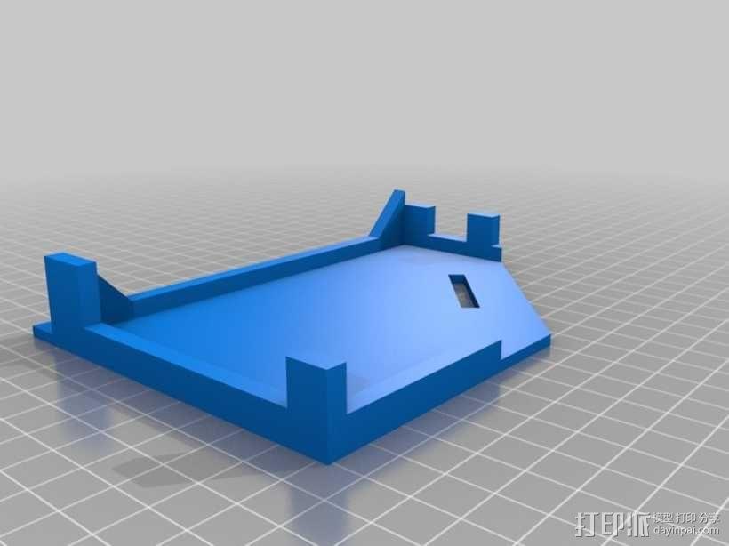 ramps 1.4主板控制器外壳 3D模型  图8