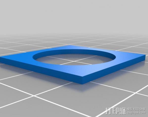 欧元硬币校准器 3D模型  图7