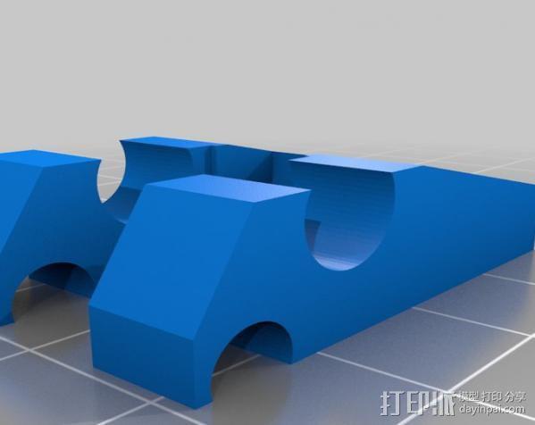 蜗杆传动器 3D模型  图13