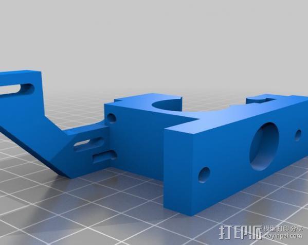 蜗杆传动器 3D模型  图14